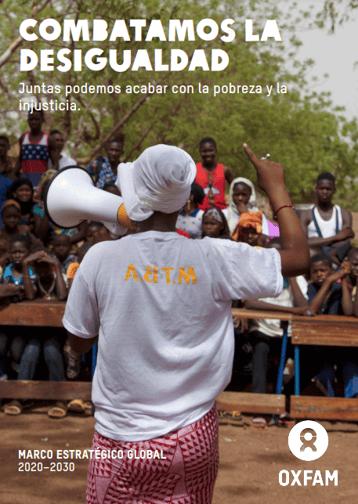 portada estrategia global oxfam 2020 2030 pdf